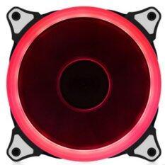AIGO FAN CASE 120MM R-12025 Circular Red LED