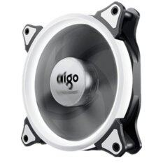 AIGO FAN CASE 120MM R-12025 Circular White LED