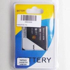 ราคา แบตเตอรี่มือถือ Ais Lava Iris 750 755 Leb105 เป็นต้นฉบับ Lava