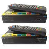 ส่วนลด Aj Dvb 93 กล่องดิจิตอลทีวี Set Top Box แพ็ค 2 กล่อง Aj กรุงเทพมหานคร