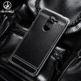 ขาย Akabeila Soft Tpu ฝาครอบโทรศัพท์สำหรับ Huawei Honor 6X2016 Gr5 2017 Bln Al10 Honor Play 6X Honor6X Mate 9 Lite 5 5 นิ้วฝาครอบโทรศัพท์ Litchi กระเป๋าเปลือกนอกฝาครอบซิลิโคน ถูก ใน จีน