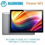 ขาย Alldocube Power M3 รองรับ 4G แบต 8000Mah ชาร์จเร็ว 10 1นิ้ว 1920 1200 Ips แอนดรอยด์ 7 Mt6753 Octa Core 2Gb 32Gb Thailand ถูก