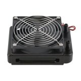 ราคา Allwin 120Mm Water Cooling Cpu Cooler Row Heat Exchanger Radiator With Fan For Pc Unbranded Generic จีน