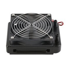 ขาย Allwin 120Mm Water Cooling Cpu Cooler Row Heat Exchanger Radiator With Fan For Pc Unbranded Generic เป็นต้นฉบับ