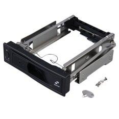 ราคา Allwin 3 5 นิ้วฮาร์ดดิสก์ Sata ร้อน Swap ภายในตู้แร็คมือถือด้วยกุญแจล็อค สีดำ เงิน นานาชาติ ออนไลน์ จีน