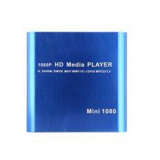 ขาย Allwin Us Mini 1080P Full Hd Media Player With Mkv Rm Sd Usb Hdd Hdmi Function Us ใน จีน