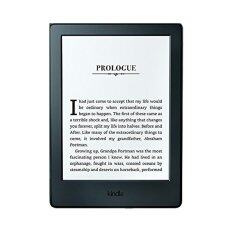 "Amazon All-New Amazon Kindle E-reader - Black, 6"" Glare-Free Touchscreen Display, Wi-Fi - Includes Special Offers"