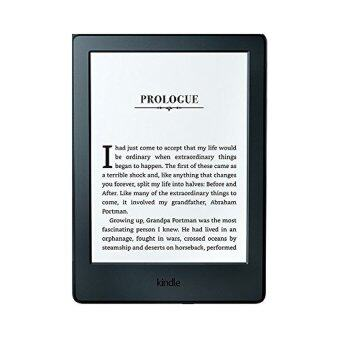 Amazon All-New Amazon Kindle E-reader - Black 6\ Glare-Free Touchscreen Display Wi-Fi - Includes Special Offers