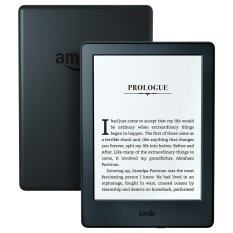 Amazon Kindle 8th (2017) Black, with Special Offer 4GB
