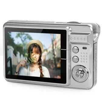 AMKOV Ultra บาง AMK-CDC3 กล้องดิจิตอล 5 ล้านพิกเซลแบบพกพา HD กล้องถ่ายภาพ