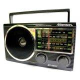 วิทยุ ทรานซิเตอร์ วิทยุ เอ เอ็ม เอฟ เอ็ม คลื่นสั่น Am Mn Fm Sw1 Sw2 ยี่ห่อ Aitkenson วิทยุหูหิว วิทยุพกพา วิทยุใส่ถ่าน วิทยุวินเทด เป็นต้นฉบับ