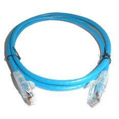 ซื้อ Commscope สายLan สำเร็จรูป Patch Cord Cat 6 1 2 เมตร 4Ft รุ่น1859247 4 สีน้ำเงิน ออนไลน์ ถูก