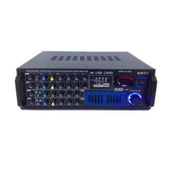 เครื่องขยายเสียง Amplifier BLUETOOTH คาราโอเกะ เพาเวอร์มิกเซอร์ USB MP3 SD CARD รุ่น X-158BT