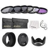 ขาย Andoer 49Mm Lens Filter Kit Uv Cpl Fld Nd Nd2 Nd4 Nd8 With Carry Pouch Lens Cap Lens Cap Holder Tulip Rubber Lens Hoods Cleaning Cloth Outdoorfree Intl ชิลี