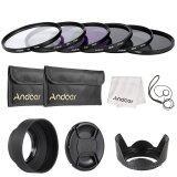 ซื้อ Andoer 77Mm Lens Filter Kit Uv Cpl Fld Nd Nd2 Nd4 Nd8 With Carry Pouch Lens Cap Lens Cap Holder Tulip Rubber Lens Hoods Cleaning Cloth Outdoorfree Intl ถูก