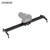 ราคา Andoer 80Cm 32 4 Bearings Camera Slider Rail Track Slider Aluminum Alloy Video Stabilizer For Canon Nikon Sony Cameras Camcorders Max Load Capacity 5Kg Intl Andoer เป็นต้นฉบับ