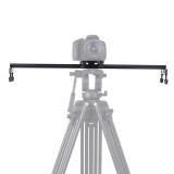 ขาย ซื้อ ออนไลน์ Andoer 80Cm 32 4 Bearings Camera Slider Rail Track Slider Aluminum Alloy Video Stabilizer For Canon Nikon Sony Cameras Camcorders Max Load Capacity 5Kg Intl