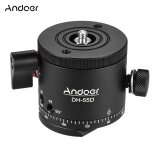 ขาย Andoer Dh 55D Hdr Panorama Panoramic Ball Head With Indexing Rotator Aluminum Alloy Max Load 15Kg 33Lbs Intl ถูก จีน