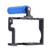 ราคา Andoer Dslr Camera Cage Rig With Top Handle Grip For Panasonic Lumix Gh3 Gh4 Camera Intl ที่สุด