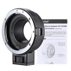 ขาย Andoer Ef Eosm Lens Mount Adapter Support Auto Exposure Auto Focus And Auto Aperture For Canon Ef Ef S Series Lens To Eos M Ef M M2 M3 M10 Camera Body Support Image Stability Intl Unbranded Generic ใน จีน