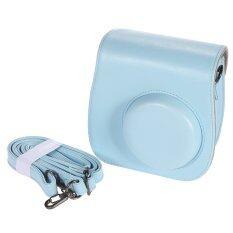 ราคา Andoer กระเป๋าใส่กล้องโพราลอยด์สำหรับ Fuji Fujifilm Instax Mini8 ํ Mini8S Andoer