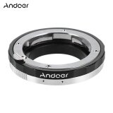 Andoer Lm Nex Camera Lens Mount Adapter Ring Manual Focus For Leica M Rangefinder Lm E Mount Lens To Use For Sony E Mount A7 A7Sii A7R A7Ii A6300 A6500 Nex Series Ildc With Macro Focusing Helicoid Outdoorfree Intl ถูก