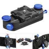 ขาย Andoer Metal Quick Release Camera Waist Belt Strap Buckle Button Mount Clip For Canon Nikon Sony Dslr Cameras Max Load Capacity 20Kg Intl ราคาถูกที่สุด