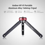 ส่วนลด Andoer Mt 01 Portable Aluminum Alloy Tabletop Tripod Mini Mobile Camera Photography Bracket With 1 4 Scr*w Mount Max Load 80Kg Intl