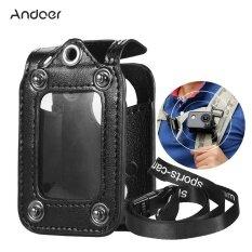 ขาย Andoer Multifunctional Clip On Sports Camera Protecive Carrying Hanging Case Bag With Neck Lanyard Lens Cap For Sjcam Sj4000 Sj5000 Or The Same Size Action Cam Outdoorfree Intl ถูก ใน จีน
