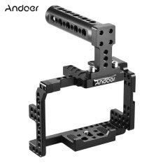 ซื้อ Andoer Protective Video Camera Cage Stabilizer Protector W Top Handle For Sony A7Ii A7Rii A7Sii A7S A7R A7 Ildc Mirrorless Camcorder Intl ฮ่องกง