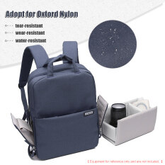 ขาย Andoer Water Resistant Shockproof Dslr Camera Bag Photography Video Backpack Leisure Shoulder Bag For Nikon Canon Sony Pentax Sony Camera W Rain Cover Intl ออนไลน์