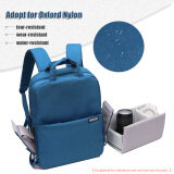 ราคา Andoer Water Resistant Shockproof Dslr Camera Bag Photography Video Backpack Leisure Shoulder Bag For Nikon Canon Sony Pentax Sony Camera W Rain Cover Intl Andoer ออนไลน์