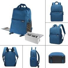 ขาย Andoer Water Resistant Shockproof Dslr Camera Bag Photography Video Backpack Leisure Shoulder Bag For Nikon Canon Sony Pentax Sony Camera W Rain Cover Outdoorfree Andoer ถูก