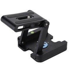 ราคา Andoer Z Shaped Aluminum Alloy Foldable Camera Camcorder Desktop Holder Quick Release Plate Tilt Head For Nikon Canon Pentax Olympus Dslr Slide Rail Tripod Stand Movie Film Making Kit Accessories Intl ถูก