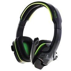 โปรโมชั่น Anitech Gaming Headphone Ak71 Black Anitech ใหม่ล่าสุด