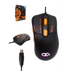 ราคา ราคาถูกที่สุด Anitech Gm701 Avago Gaming Mouse สีดำ