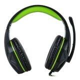 ขาย Anitech Headphone With Mic Ak75 Black ออนไลน์