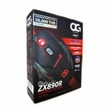 Anitech Zx890R Shuriken Usb Gaming Macro Mouse Black เมาส์เกมส์ มาโคร สีดำ มีสาย เป็นต้นฉบับ