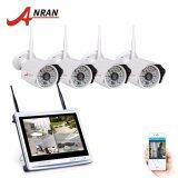 ซื้อ Anran 4Ch 12 Lcd Nvr Wireless Security Camera System 720P Ip Camera Wifi Hd Outdoor Ir Night Vison Home Surveillance Kit Intl Anran ถูก