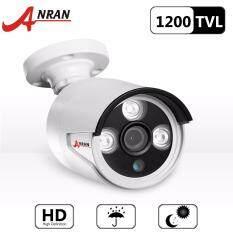 ราคา Anran Ar C01M 03Nw 1200Tvl กลางคืนวิสัยทัศน์ระยะไกลกลางแจ้งกล้องวงจรปิดรักษาความปลอดภัย ราคาถูกที่สุด