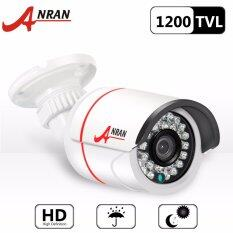 Anran Ar C01M 24Nr 1200Tvl 960H Night Vision Security Outdoor Waterproof Bullet Camera เป็นต้นฉบับ