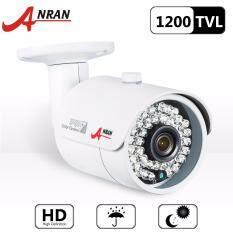 ความคิดเห็น Anran Ar C01M 36Dh 1200Tvl 960H Outdoor Weatherproof Day Night Vision Security Surveillance Cctv Camera