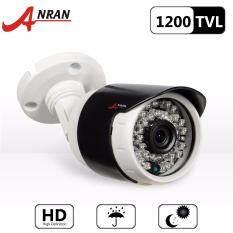 ขาย ซื้อ ออนไลน์ Anran Ar C01M 36Wb Hd 1200Tvl Day Night 36 Infrared Leds Outdoor Waterproof Night Vision Bullet Camera