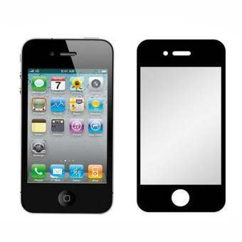 Anti - Glare CLEAR ปกป้องหน้าจอฟิล์มกัยรอยโทรศัพท์แอปเปิ้ล iPhone 4 4 กรัม 4 วินาที BK-