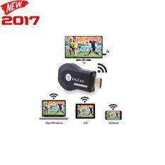 ซื้อ Anycast Hdmi Wifi M4 Plus Hdmi Wifi Display เชื่อมต่อมือถือไปทีวี รองรับ Iphone และ Android Screen Mirroring Cast Screen Airplay Dlan Miracast รองรับ Iphone และ Android ออนไลน์