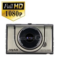 Anytek A100 กล้องติดรถยนต์ FullHD Super Night Vision