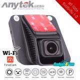 ขาย ซื้อ Anytek A50 กล้องติดรถยนต์ มี Wifi เชื่อมต่อมือถือผ่านแอพ Final Cam รองรับทั้ง Ios และ Android Full Hd 1080P มี Wdr ใน ไทย