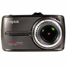 Anytek G66 FHD 1080P กล้องติดรถยนต์ 2กล้องหน้าหลัง