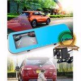 ราคา Anytek T1C กล้องติดรถยนต์ 2กล้อง กล้องถอยหลังได้ด้วย 170Oจอ4 3นิ้ว Full Hd 1080P Anytek ใหม่