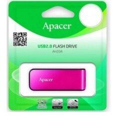 Apacer แฟลชไดร์ฟ AH334/ 32GB - Pink